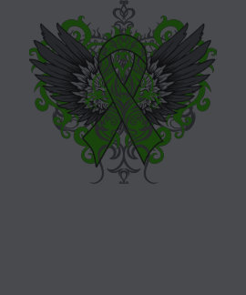 Muscular Dystrophy Awareness Wings Shirts