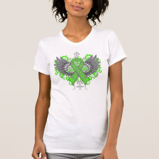 Muscular Dystrophy Awareness Wings T Shirts