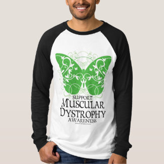 Muscular Dystrophy Butterfly Tshirts
