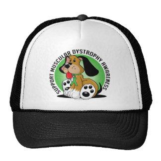 Muscular Dystrophy Dog Cap