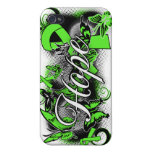 Muscular Dystrophy Hope Garden Ribbon iPhone 4/4S Cover