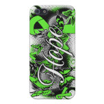 Muscular Dystrophy Hope Garden Ribbon Case For iPhone 5