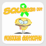 Muscular Dystrophy Stickers