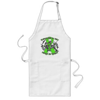 Muscular Dystrophy Survivor By Day Ninja By Night Aprons