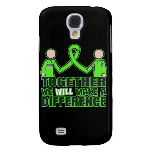 Muscular Dystrophy Together We Will Make A Differe Galaxy S4 Cover