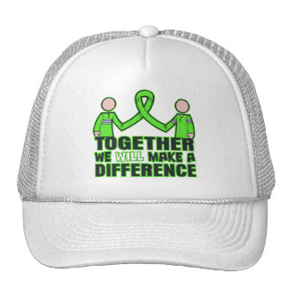 Muscular Dystrophy Together We Will Make A Differe Hat