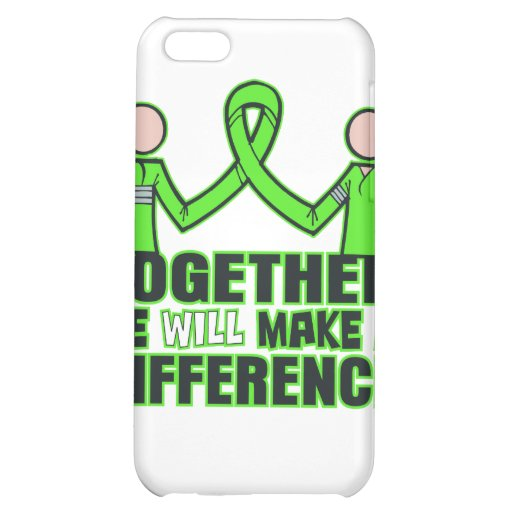 Muscular Dystrophy Together We Will Make A Differe Case For iPhone 5C