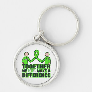 Muscular Dystrophy Together We Will Make A Differe Key Chains