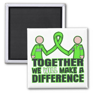 Muscular Dystrophy Together We Will Make A Differe Square Magnet