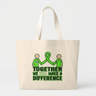 Muscular Dystrophy Together We Will Make A Differe Tote Bag