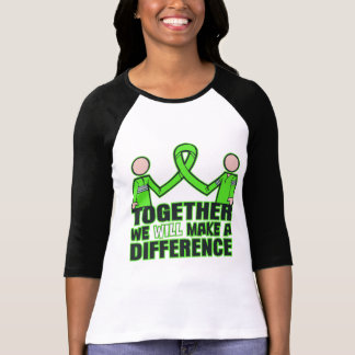 Muscular Dystrophy Together We Will Make A Differe Shirts