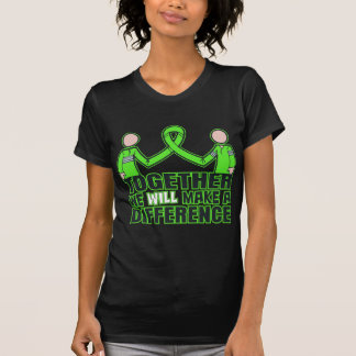 Muscular Dystrophy Together We Will Make A Differe T-shirt