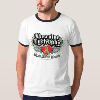 Muscular Dystrophy Wings T Shirt