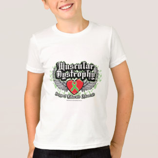 Muscular Dystrophy Wings T-shirts