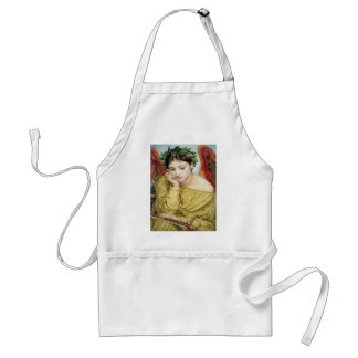 Muse of Poetry Apron