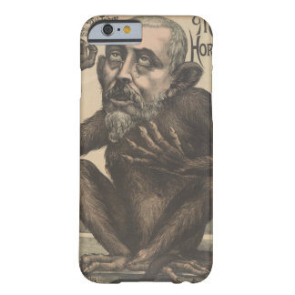 Musee Des Horreurs Creepy French Vintage Poster Barely There iPhone 6 Case