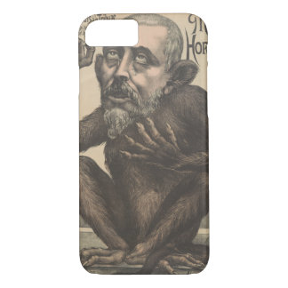 Musee Des Horreurs Creepy French Vintage Poster iPhone 7 Case