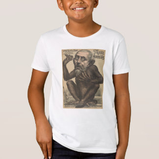 Musee Des Horreurs Creepy French Vintage Poster T-shirt