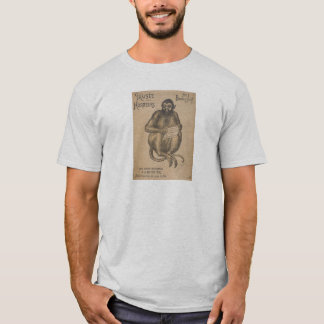 Musee Des Horreurs Rodent Man Vintage T-Shirt