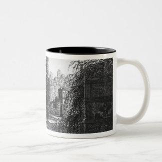 Musee des Monuments Francais, Paris Two-Tone Coffee Mug