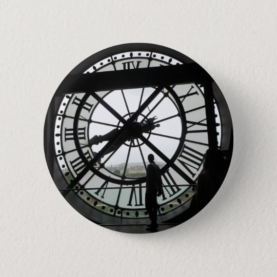 Musée d'Orsay badge standard