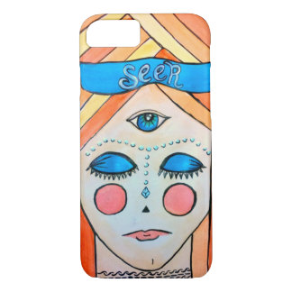 Muses - The Seer iPhone 7 Case