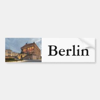 Museum Island in Berlin Bumper Sticker