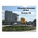 Museum of Art, Norfolk, Virginia Postcard
