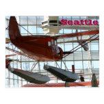 Museum of Flight - Seattle Post Card