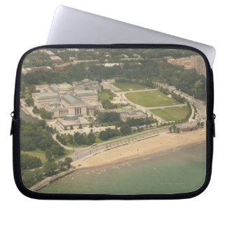 museum of science and industry Chicago Illinois Laptop Sleeve