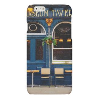 Museum Tavern, London Bar, Blue Pub iPhone 6 Plus Case
