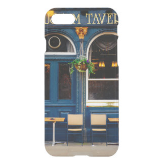 Museum Tavern, London Bar, Blue Pub iPhone 7 Case