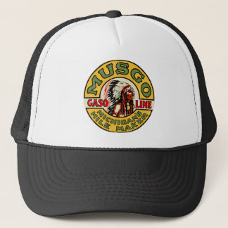 Musgo Gasoline Trucker Hat