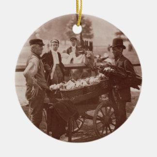 Mush Faker and Ginger Beer Maker, from 'Street Lif Christmas Ornament
