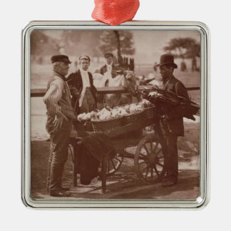 Mush Faker and Ginger Beer Maker, from 'Street Lif Christmas Ornament