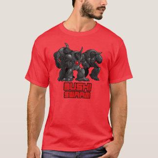 Mushi Swarm Black T-Shirt