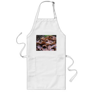 Mushroom #4 long apron