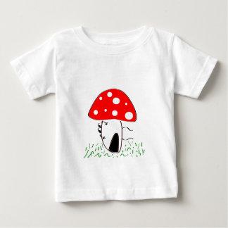 mushroom baby T-Shirt