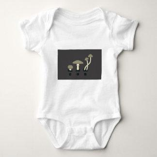 Mushroom Classification Design - GeekShirts Baby Bodysuit