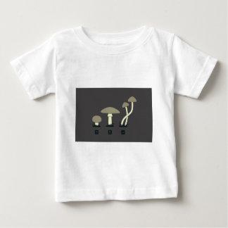 Mushroom Classification Design - GeekShirts Baby T-Shirt