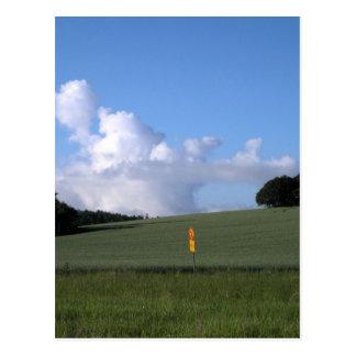 Mushroom cloud, stop! postcards