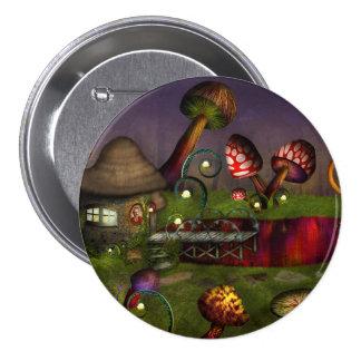 Mushroom - Deep in the Bayou Pin