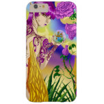 Mushroom Fairy iPhone6 Plus Cases Barely There iPhone 6 Plus Case