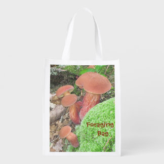Mushroom Foraging Tote Bag