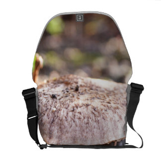 Mushroom in Forrest Commuter Bag