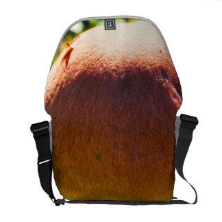 Mushroom in the Forrest Messenger Bag