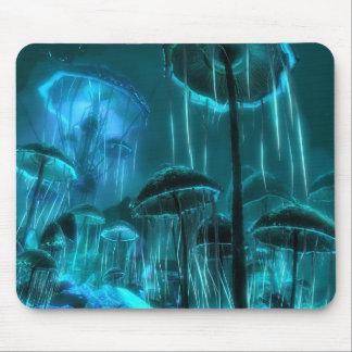 Mushroom Jellyfish Mouse Mat