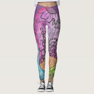 Mushroom Leggings