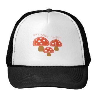 Mushroom Love Hats