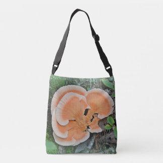 Mushroom Lovers Foraging Crossbody Bag